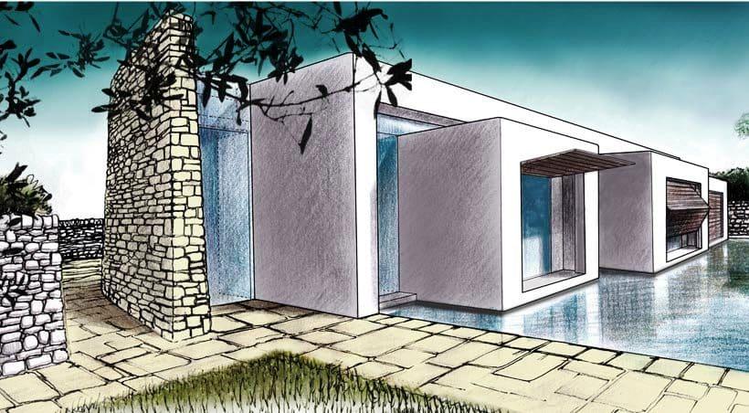 Corte Santo Spirtio, a new build property project for sale