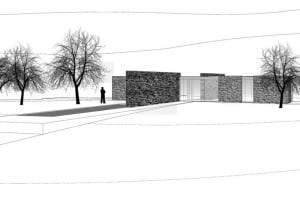 Architecture project in Puglia