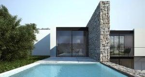 Swimmingpool in Casa Geronimo