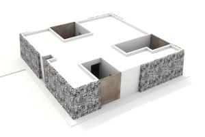 New build house in Puglia: Casa Aroma