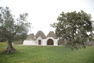 Martellotta, trulli restoration project for sale