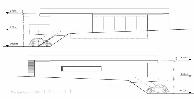 Project of Casa Mediterra