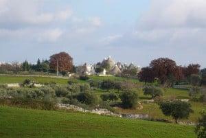 Land near Martellotta, restoring trulli project for sale