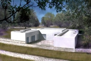 new build Puglia house project