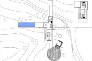 Architecture project in Puglia