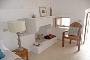 Trullo's Interior design