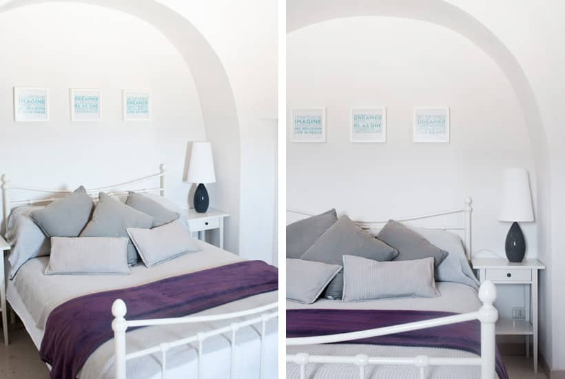 bedroom in Sereno, restored trullo in Cisternino