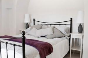 Trullo's bedroom