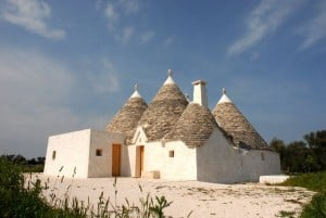 Masseria in Cisternino, trulli restoring project