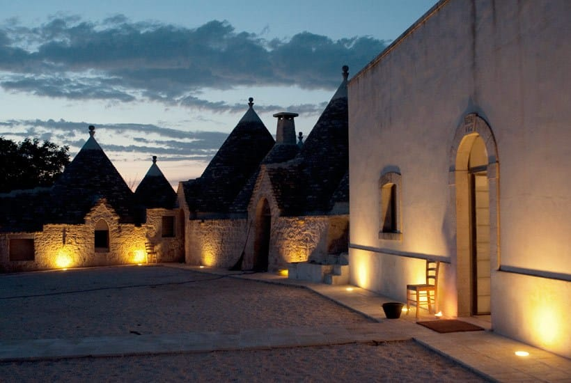 Settarte, restored farmhouse in Puglia