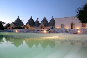 masseria for rent in Puglia