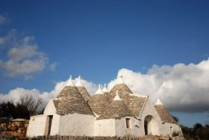 turnkey trullo in Cisternino