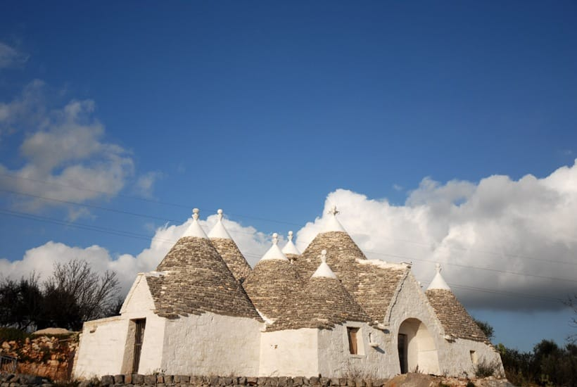 Restored turnkey trullo porperty in Cisternino, Puglia