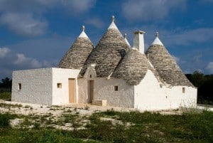 Restoring project of trulli masseria in Cisternino