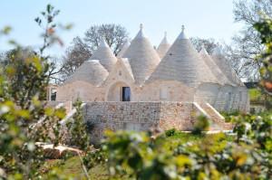 new build trullo near Cisternino