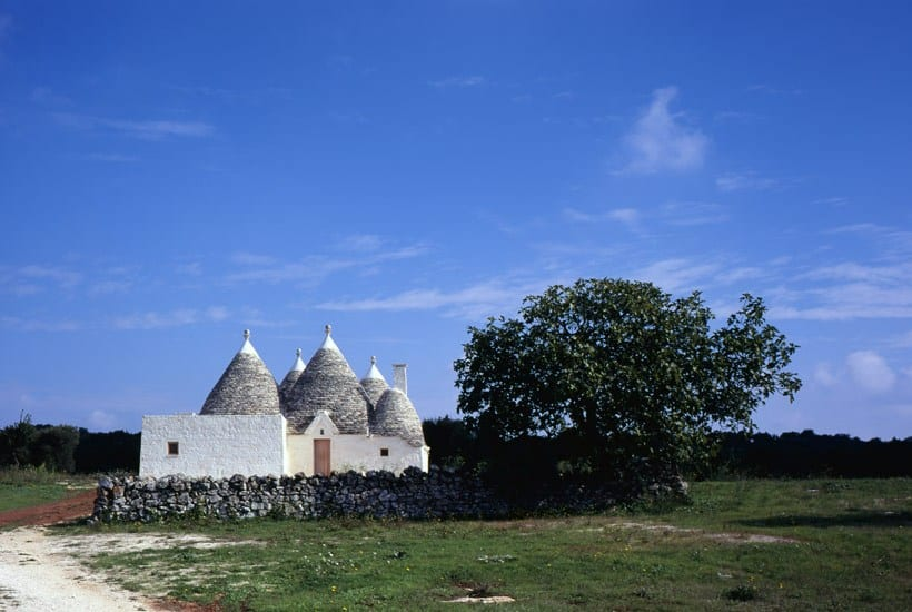 Masseria Pigna, trulli restoring project in Cisternino