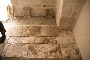 Trulli restoration in Puglia