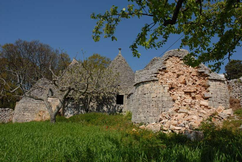 Turnkey Project to Restore Trulli in Puglia