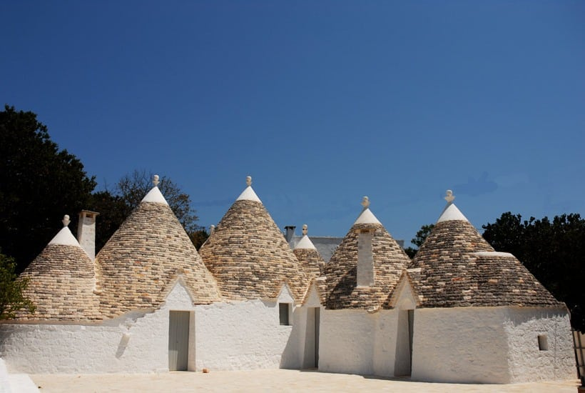 Turnkey restoration trulli project in Puglia
