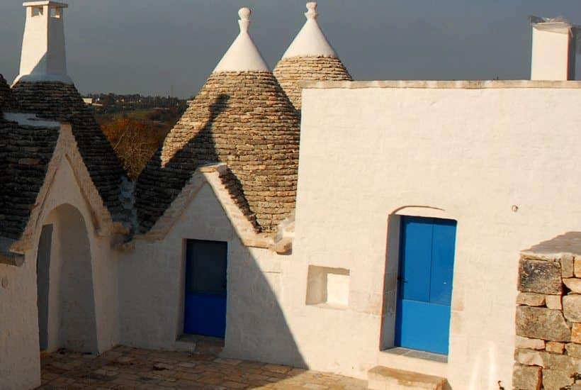 Turnkey trulli restoration