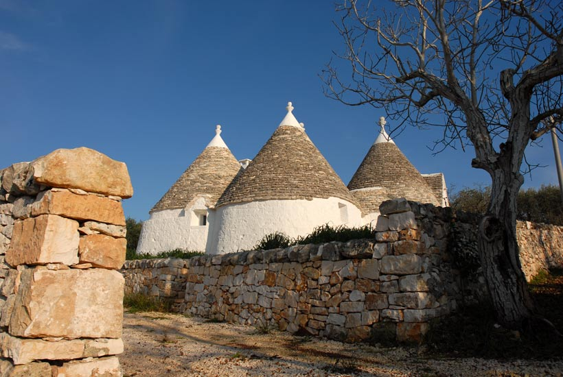 Turnkey trulli property in Itria Valley