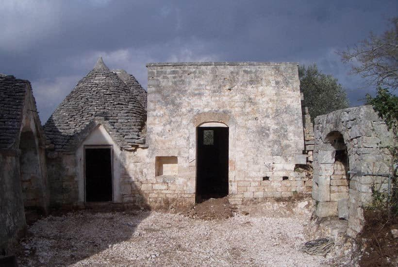 Turnkey Trullo Project in Puglia