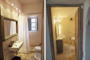 Bathroom in Casa Ulmo