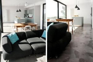 Inside Casa Cicerali: interior design
