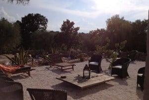Outdoor of Casa Tirunno