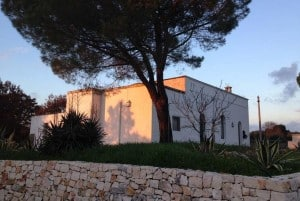 traditional house in Puglia