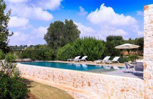 Contemporary New build Swimming pool in Ostuni 01