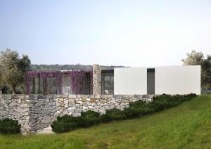 new build design, build project in Puglia