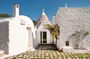 Restored Trullo Kasbah in Ostuni Puglia