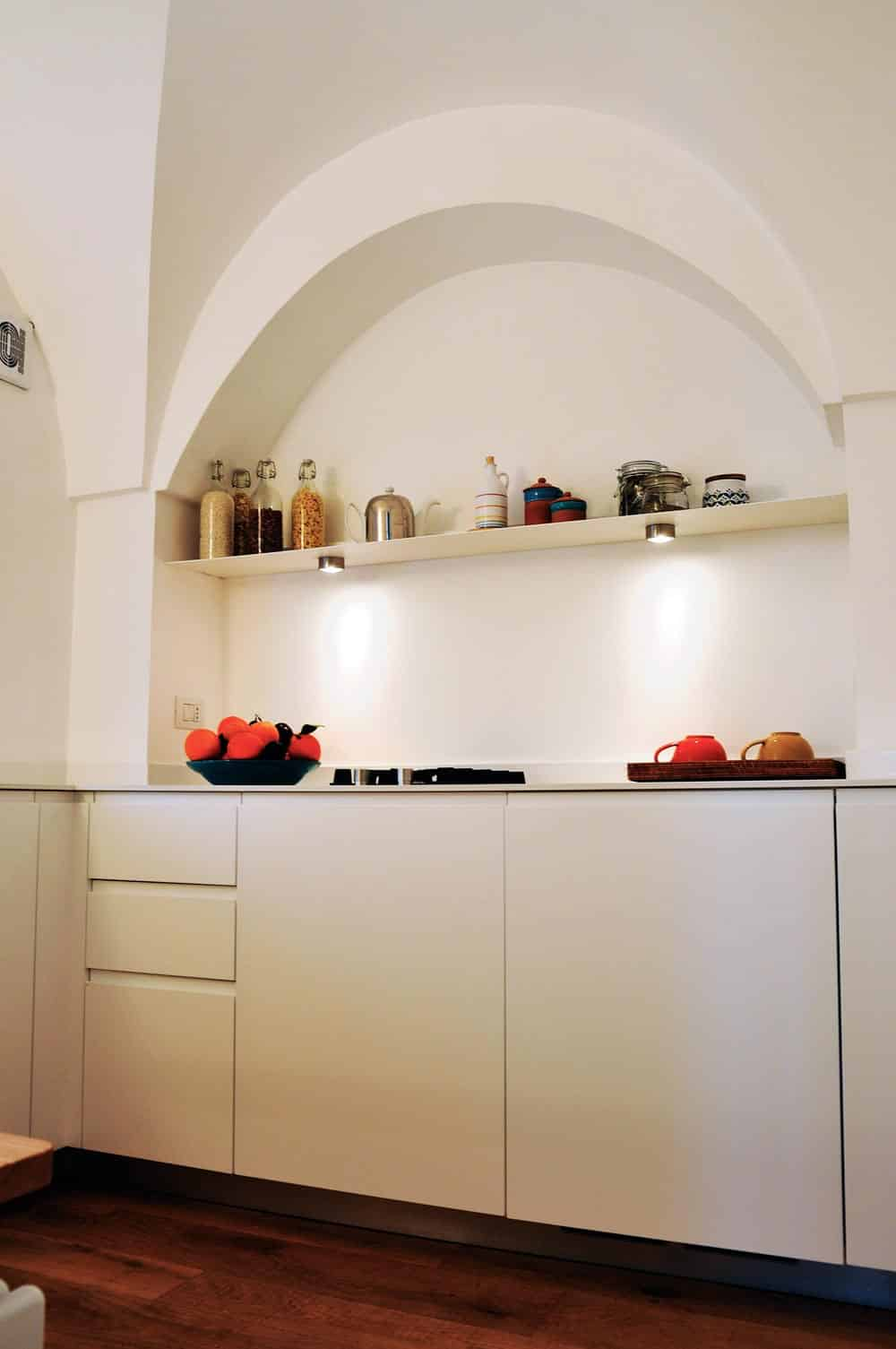 House in Puglia o restored trulli: choose our interior design