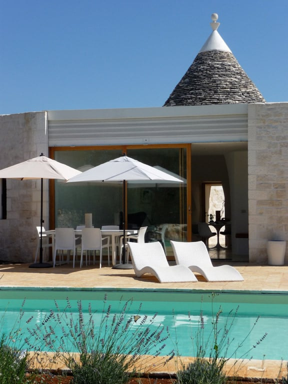 Trullo for rent in Locorotondo