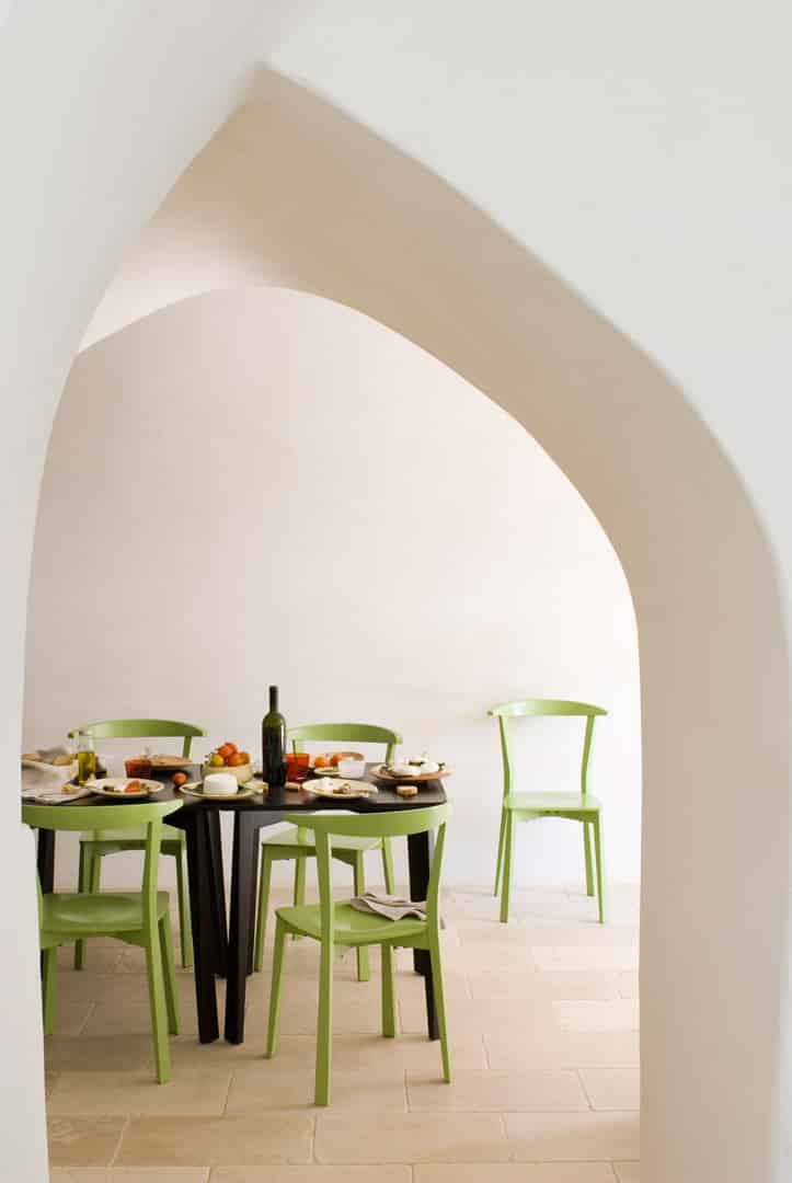Puglia farmhouse interior design