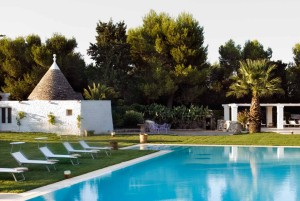 VIlla Cenci, a farmhouse in Puglia's countryside
