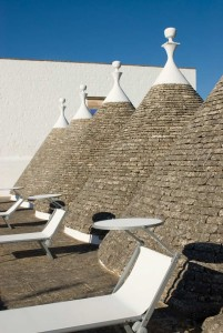 Relaxing in a farmhouse in Puglia