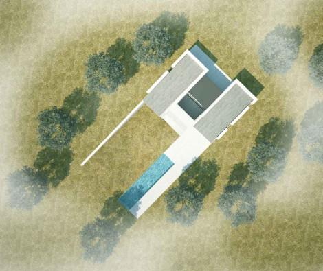 General plan new build Ostuni