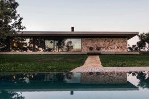 contemporary holiday home ostuni