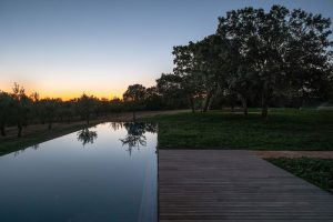 contemporary holiday home puglia