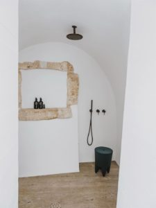 restored masseria in ostuni